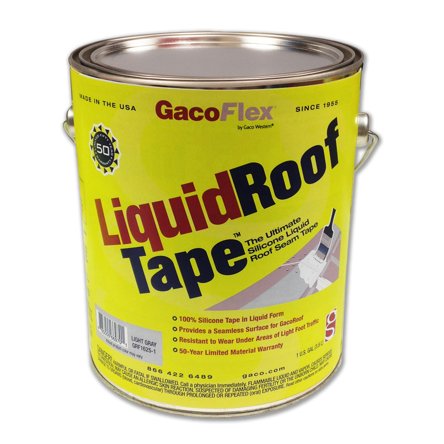Gaco Liquid Roof Tape Gallon Southern Paint Amp Supply Co