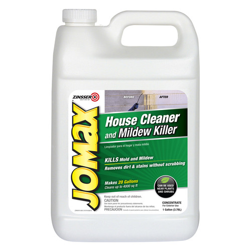 Jomax House Cleaner Amp Mildew Killer Concentrate Gallon Southern Paint Amp Supply Co