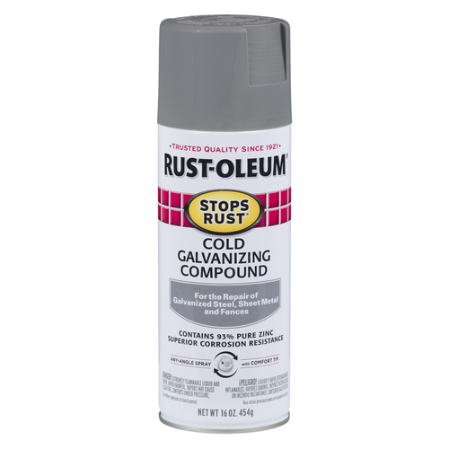 Rustoleum Galvanizing Spray Primer Southern Paint