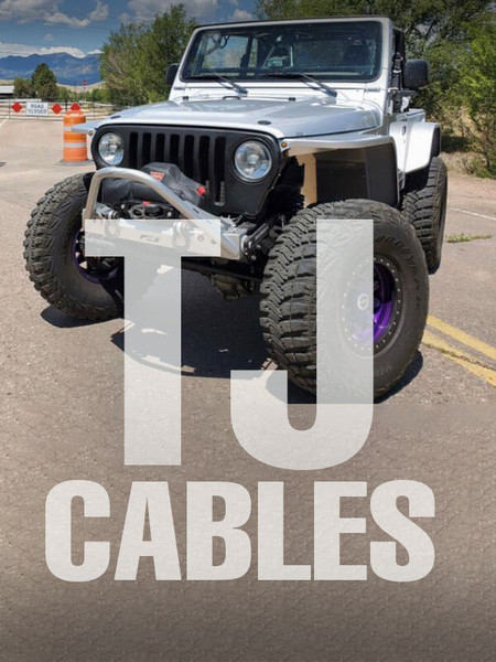 TJ Big 7 Complete Kit (Wrangler 97-06)