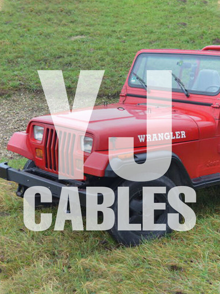 YJ Big 7 Complete Kit (Wrangler 97-06)