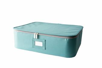 Aqua Teal Organizer for Cups, Mugs and Ornaments
