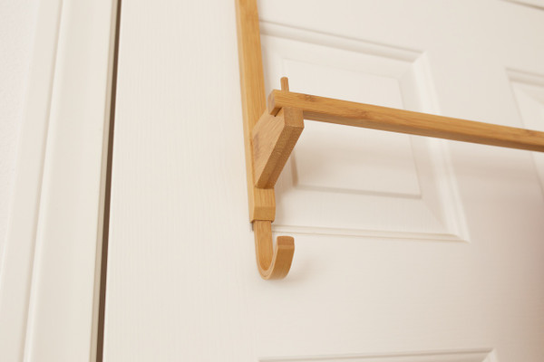 Over-the-Door Rack with Hooks