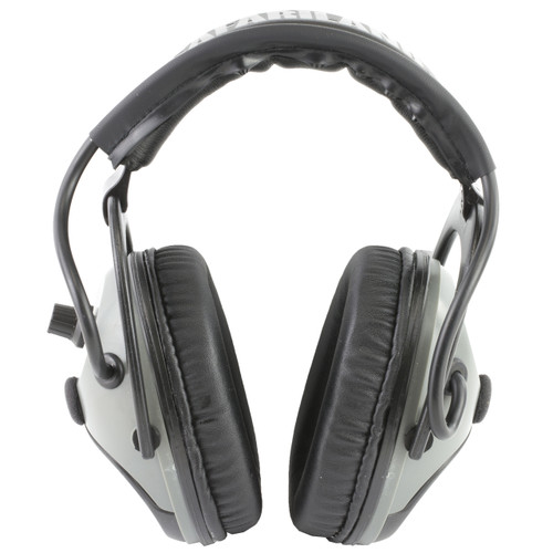Electronic Hearing Protection  BLK