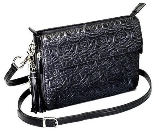 GTM Lambskin Concealed Carry Purse
