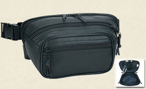 Inconspicuous Fanny Pack Holster Large