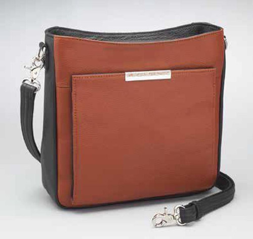Slim Cross  Body Concealed Carry Handbag