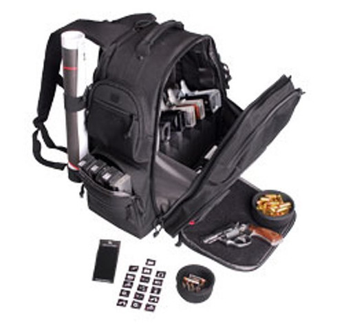 G. Outdoor Executive Backpack and Range Bag