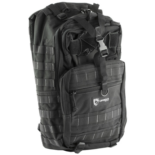 Drago Gear Atlus Sling Backpack Blk