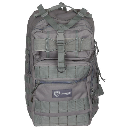 Drago Gear Atlus Sling Backpack Gray