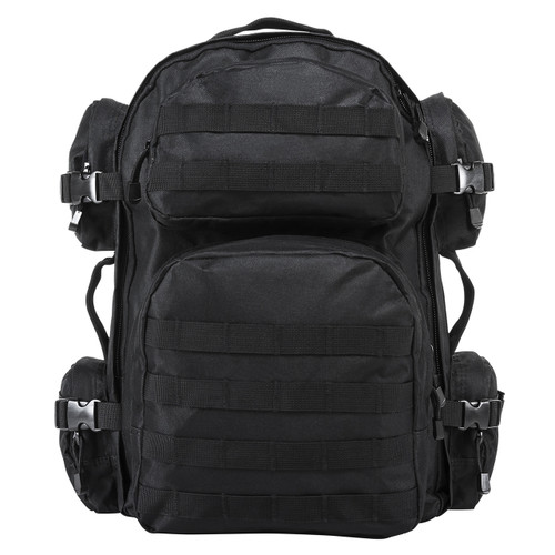 Ncstar Vism Tactical Backpack (Black)