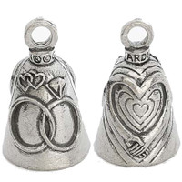 Wedding Rings Guardian Bell, Marriage Bell