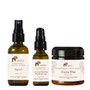Simple Ayurvedic Normal-Dry Skin Care Kit - Nourish, hydrate, soothe your dry skin
