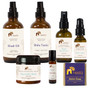 A collection of must-have skincare products for sensitive skin. Soothes, balances, tones and nourishes.  Ancient Ayurvedic formulas to nourish sensitive skin. Improves skin tone & texture, reduces appearance of fine lines and wrinkles.