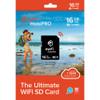 Eyefi 16GB Mobi Pro SDHC Wi-Fi Memory Card (Class 10)