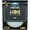62Mm HD2 UV (Ultra Violet) 8-Layer MC Glass Filter