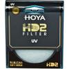 72Mm HD2 UV (Ultra Violet) 8-Layer MC Glass Filter