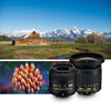 Nikon Landscape & Macro Two Lens Kit