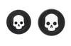 BLACKRAPID SKULL NIKON SLR DSLR CAMERA BODY CAP BLACK RAPID RAL1C-1A1