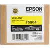 Epson UltraChrome K3 Ink For 3800 & 3880 - Yellow (80 ml)