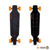 E-GO Electric Longboard front/back