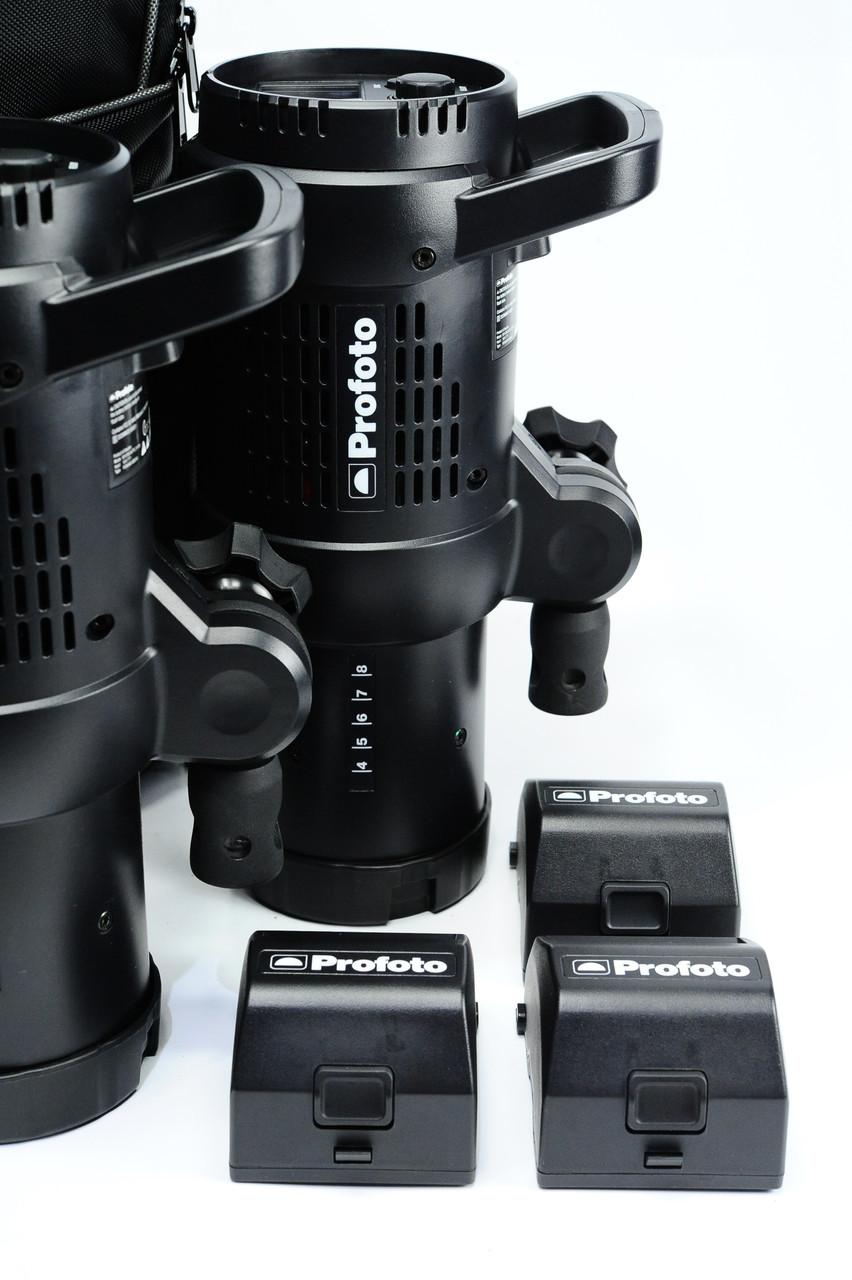 Profoto B1x 500 Airttl 2 Light Location Kit Ace Photo