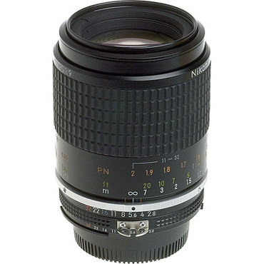 Pre-Owned - Nikon 105Mm F2.8 AIS  Micro-Nikkor