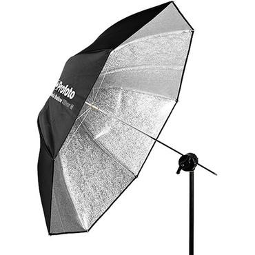 "Profoto 100975 Shallow Silver Umbrella - Medium - 41"""