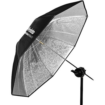 Profoto 100972 Shallow Silver Umbrella - Small - 33""