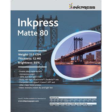 Matte 5X7 (50Sheets)