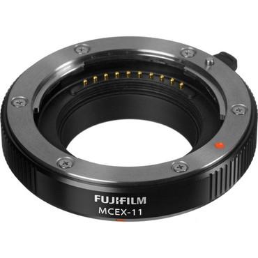 Fujifilm MCEX-11 Extension Tube 11mm  for Fujifilm X-Mount