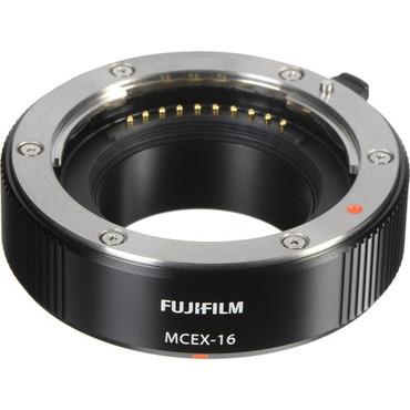 Fujifilm MCEX-16 Extension Tube16mm  for Fujifilm X-Mount