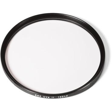 Leica E82 UVa II Filter (Black)