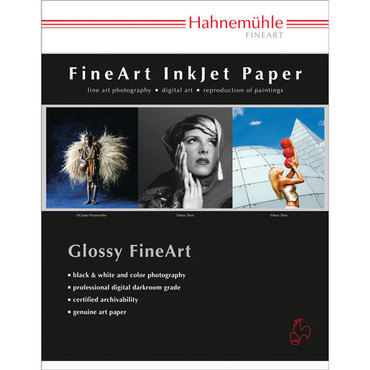 "Hahnemuhle Photo Rag Baryta Paper (17 x 22"", 25 Sheets)"