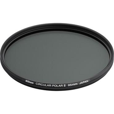 Nikon CPL 95mm Circular Polarizer Filter II