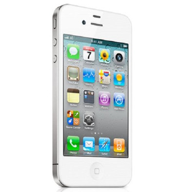 Pre-Owned Apple iphone 4S 32GB White AT&T w/charger
