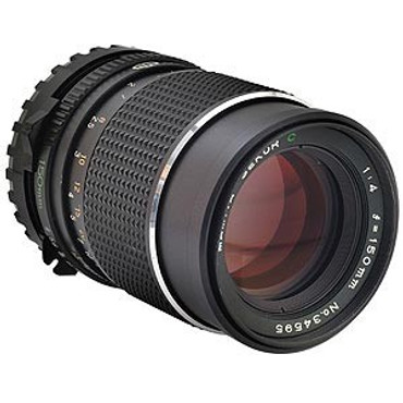 Pre-Owned - Mamiya Telephoto 150mm f/4.0 MF lens for M645