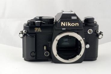 Pre-Owned - Nikon FA 35mm Camera Body(Black)