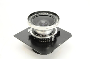 Pre-Owned - Schneider-Kreuznach Super-Angulon 90mm F/8 w/ lens board
