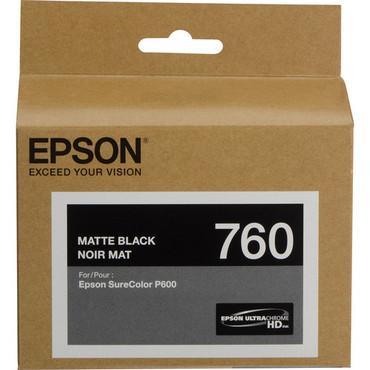 760 Matte Black for P600