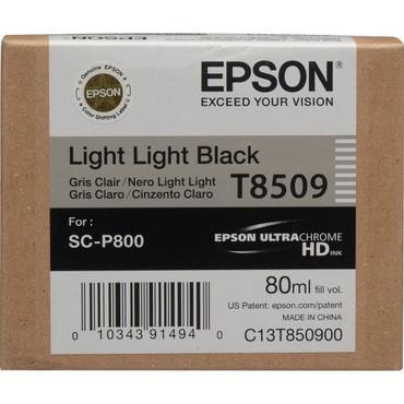 Epson T8509 Ultrachrome HD Light Light Black for SC-P800