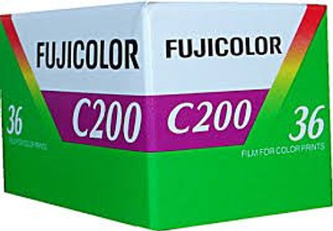 Fujicolor C200 - 36 Exp *