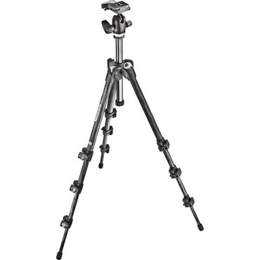 293 Carbon Fiber Tripod With 496RC2 Ball Head