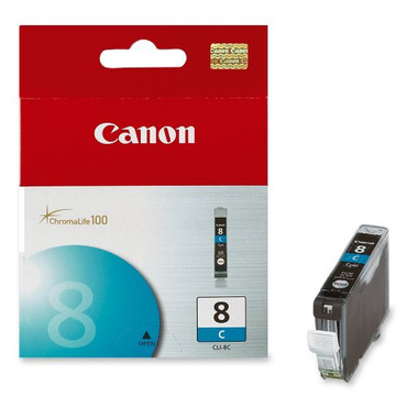 Canon CLI-8C Cyan Ink For Pixma Pro 9000