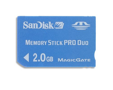 2 GB Memory Stick PRO DUO