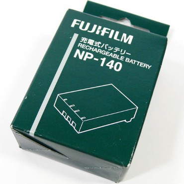 Fujifilm NP-140 Rechargeable Lithium-Ion Battery