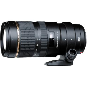 Pre-Owned - Tamron 70-200Mm F/2.8 SP Di VC USD Zoom Lens For Nikon