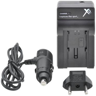 XIT worldwide AC/DC travel charger 110-220v f/CANON LP-E17