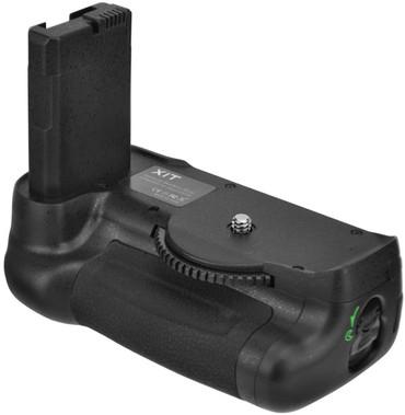 Xit XTNG5500 Professional Power Battery Grip-Nikon D5500 (Black)