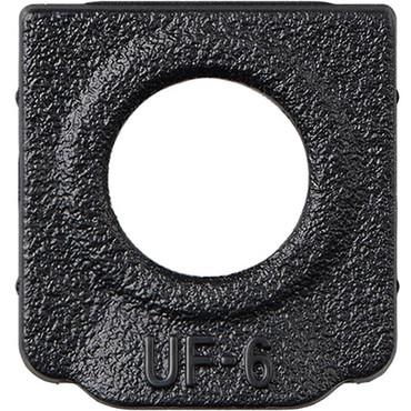 Nikon UF-6 Stereo Mini-Plug Connector Cover for D5 DSLR